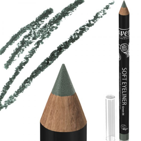 Lavera Soft Eye Liner 06 Green