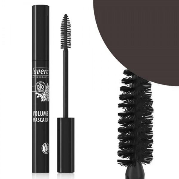 Lavera Volume Mascara 02 Brown
