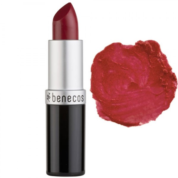 Benecos Natural Lipstick - JUST RED
