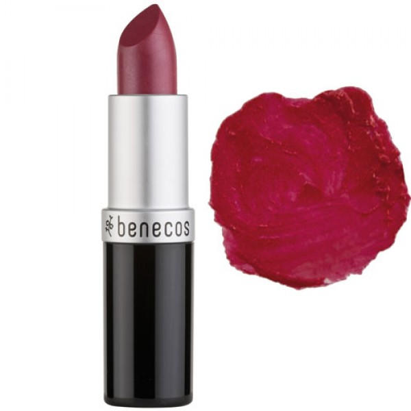 Benecos Natural Lipstick - PINK ROSE