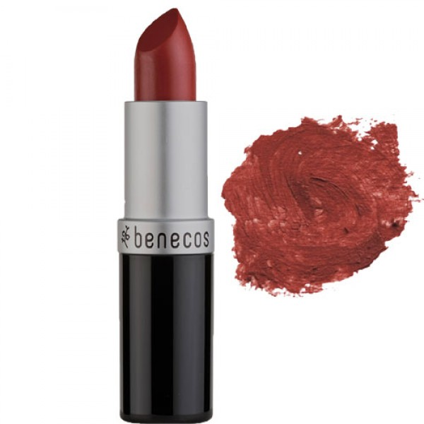 Benecos Natural Lipstick - POPPY