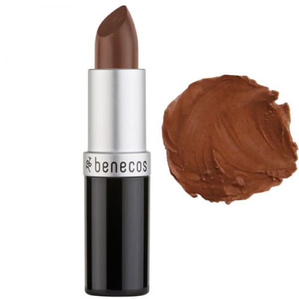 Benecos Natural Lipstick - TOFFEE