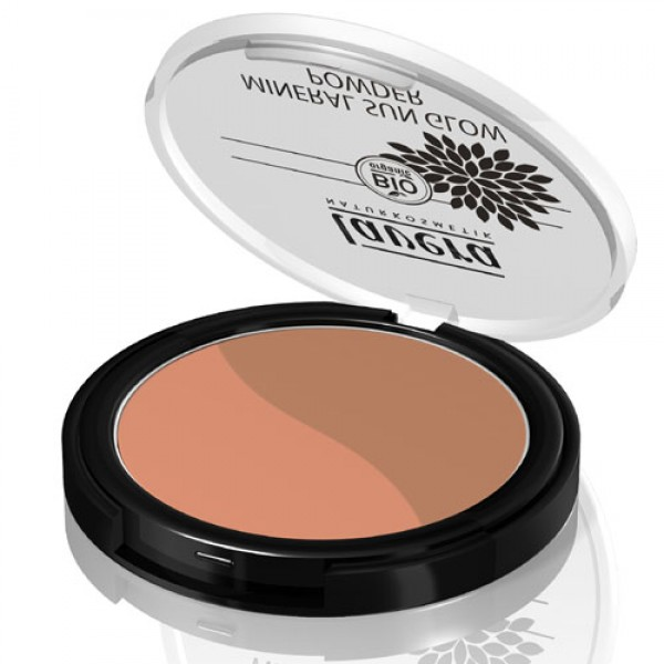 Lavera Mineral Sun Glow Powder Duo - Sunset Kiss 02