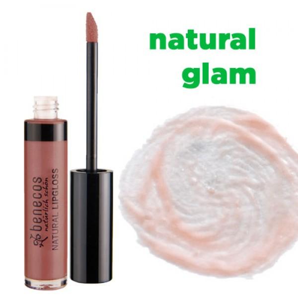 Benecos Natural Lipgloss - NATURAL GLAM