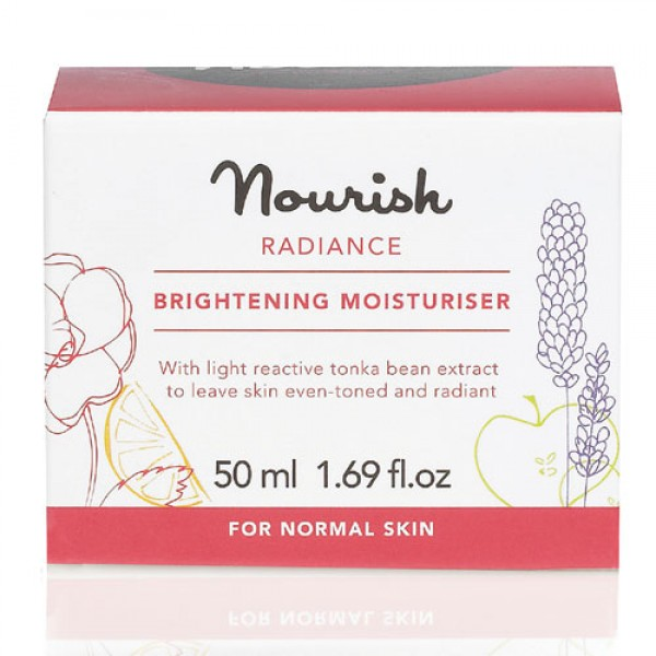 Nourish Radiance Brightening Moisturiser