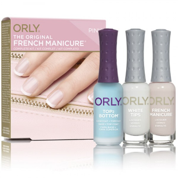 Orly Complete French Manicure Kit  - Pink