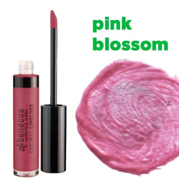 Benecos Natural Lipgloss - PINK BLOSSOM