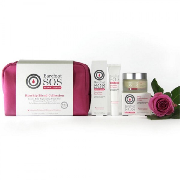 Barefoot SOS Rosehip Blend Collection
