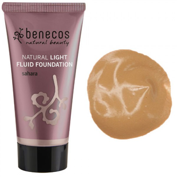 Benecos Natural Light Fluid Foundation - DUNE