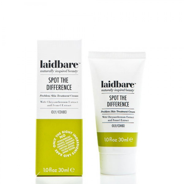 Laidbare Spot The Difference - Spot & Problem Skin Cream
