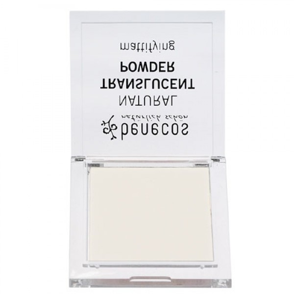 Benecos Translucent Powder - Mission Invisible