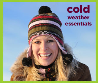 our top selection of products to help you brave the winter weather