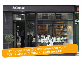 The So Organic Greenwich Store