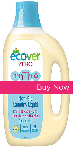 Buy Ecover Zero Non Bio Laundry Detergent Online >>