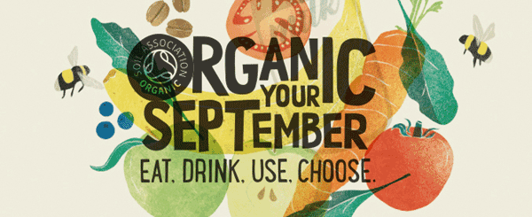 Check out our offers for organic september