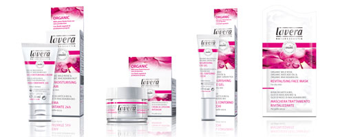 Lavera Faces Rose Range for Dry Skin