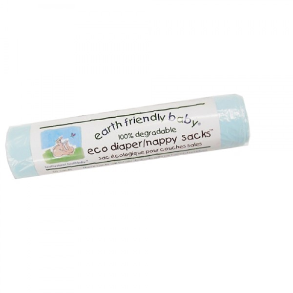Degradable Eco Nappy Sacks
