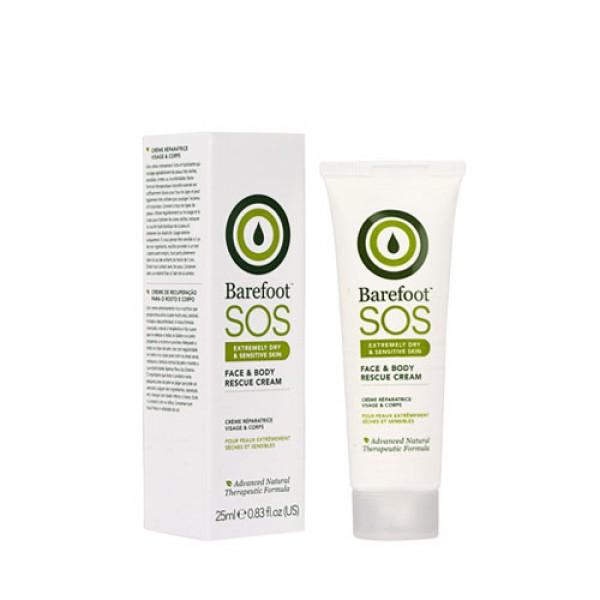 Barefoot SOS Skin Rescue Cream 25ml