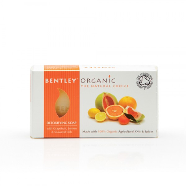 Bentley Detoxifying Organic Soap