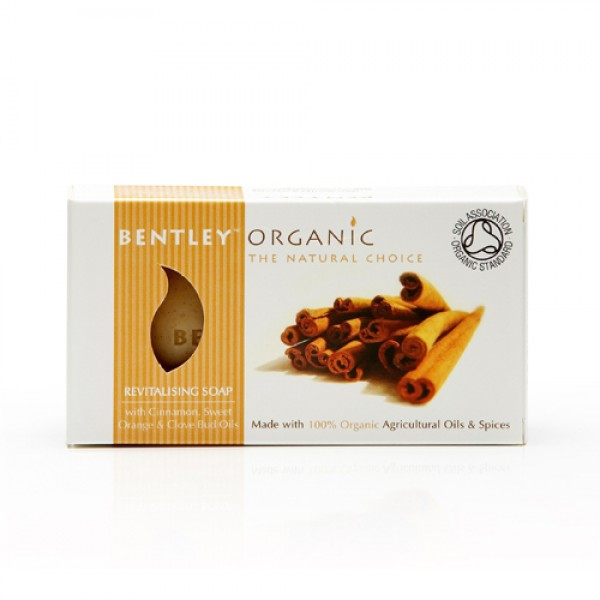 Bentley Revitalising Organic Soap