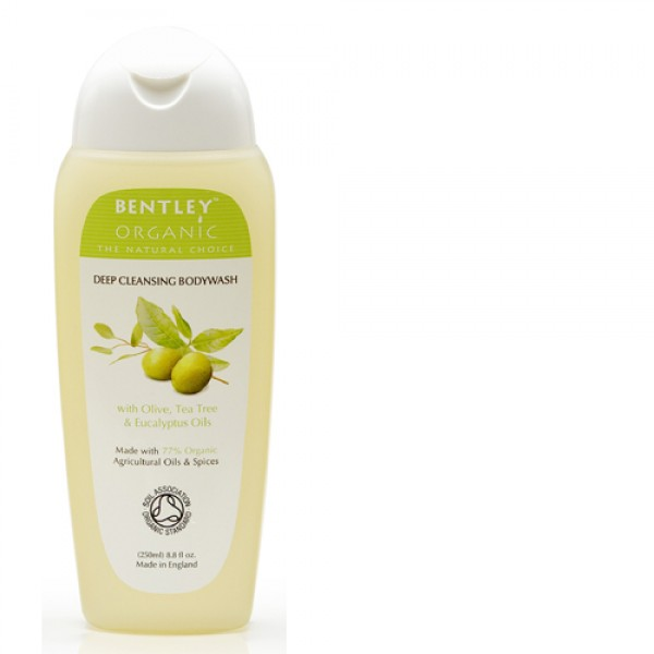 Bentley Organic Deep Cleansing Body Wash