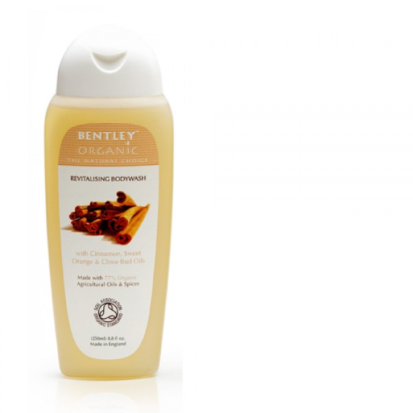 Bentley Revitalising Organic Body Wash