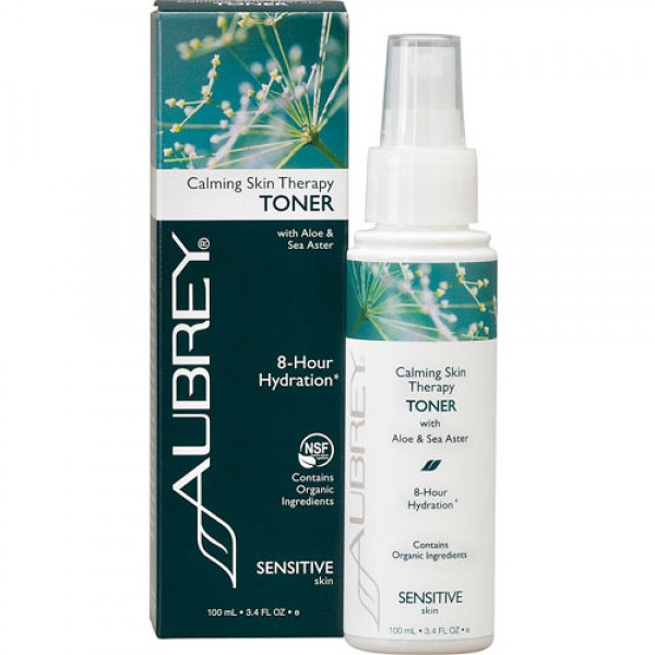 Aubrey Organics Calming Skin Therapy Moisturiser