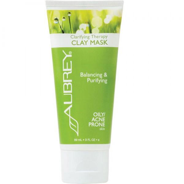 Aubrey Organics Clarifying Therapy Clay Mask