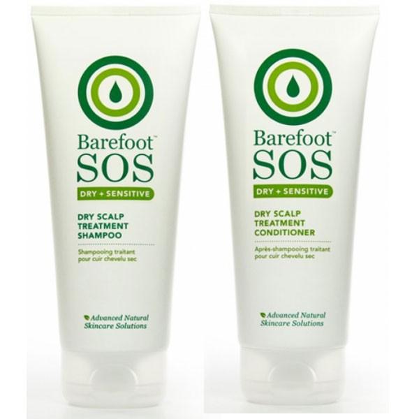 Barefoot SOS Dry Scalp Shampoo + Conditioner Bundle