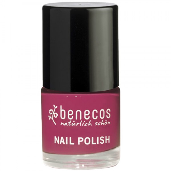 Benecos Nail Polish in Wild Orchid - 5 Free formula