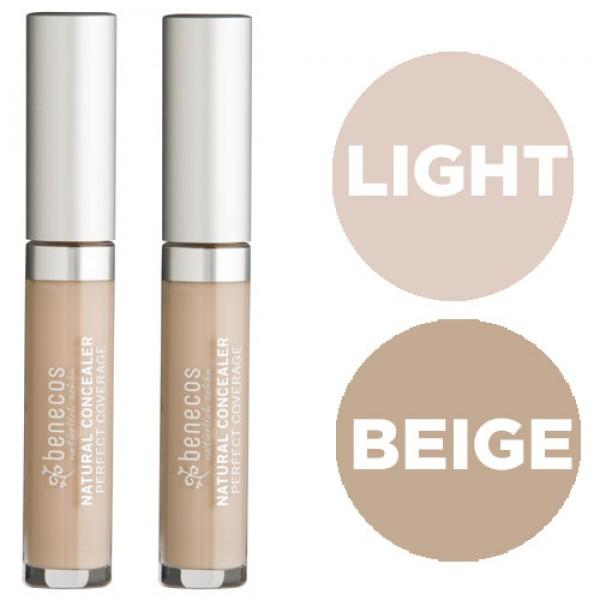 Benecos Natural Concealer - Light