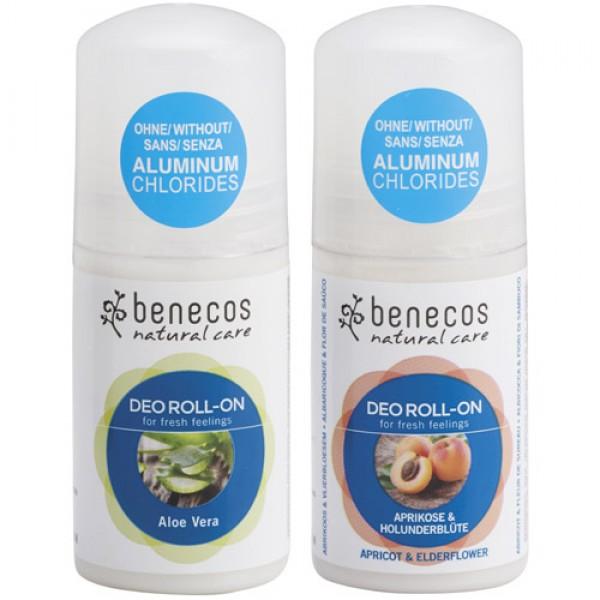 Benecos Deodorant Roll On (in 2 Fragrances)
