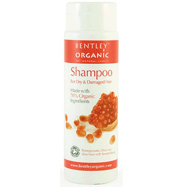 Bentley Organic Dry & Damaged Shampoo