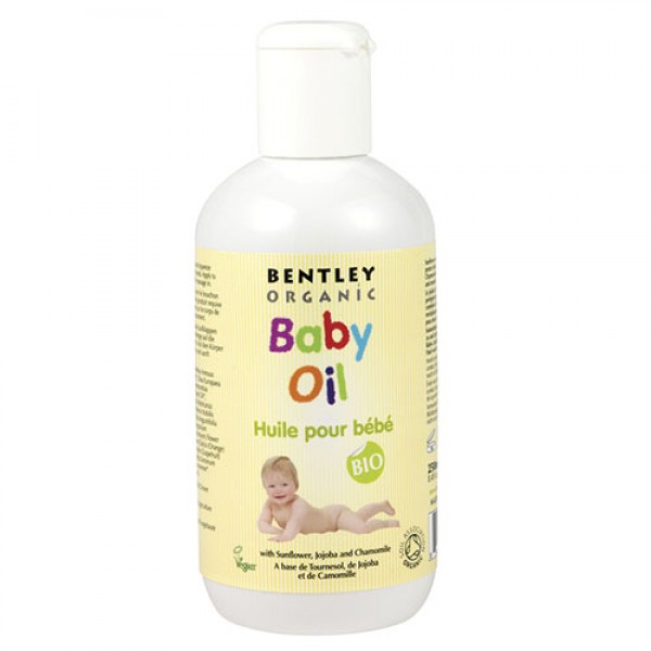 Bentley Organic Baby Oil