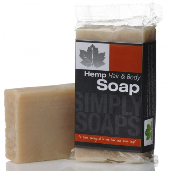 Simply Soaps Hemp Body & Hair Bar