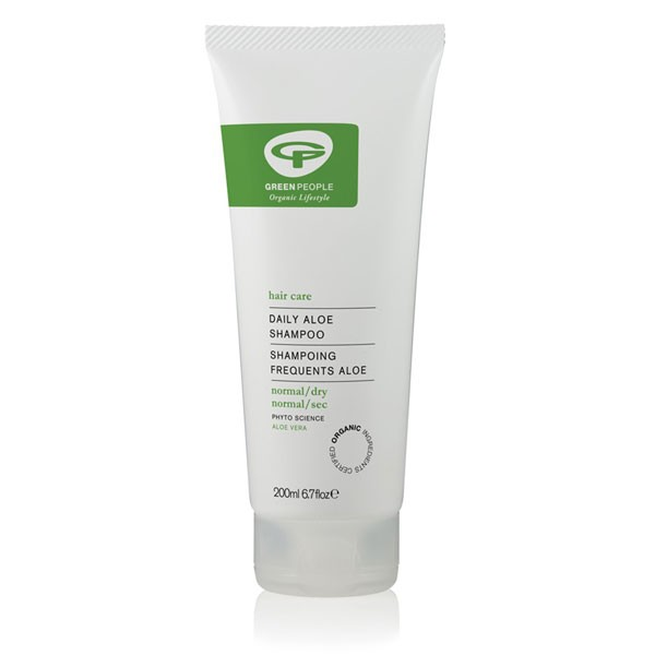 Green People Daily Aloe Organic Shampoo