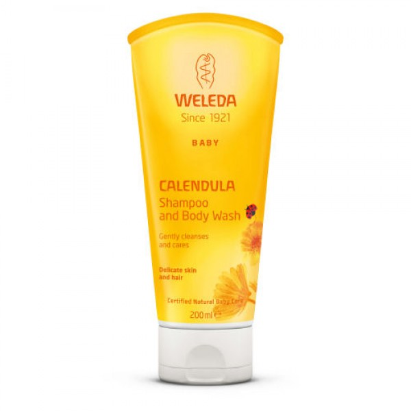 Weleda Baby Calendula Shampoo & Bodywash