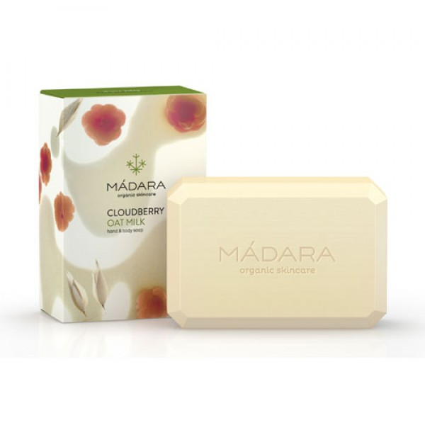 Madara Cloudberry & Oat Milk Hand & Body Soap
