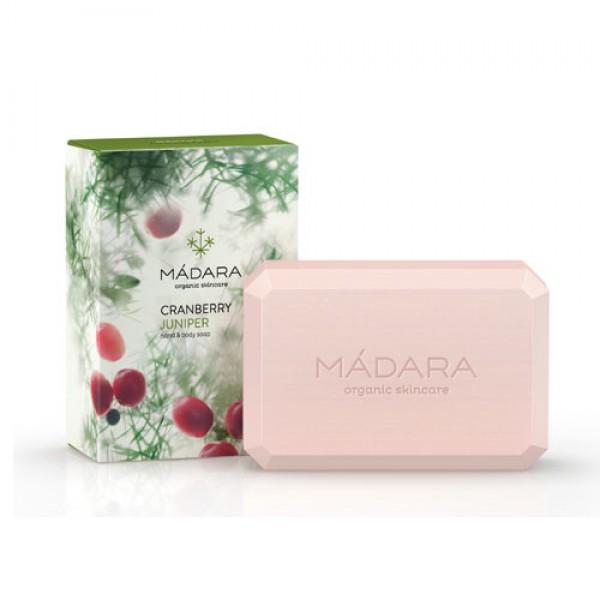 Madara Cranberry & Juniper Hand & Body Soap