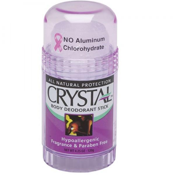 Crystal Body Deodorant Stick 125g