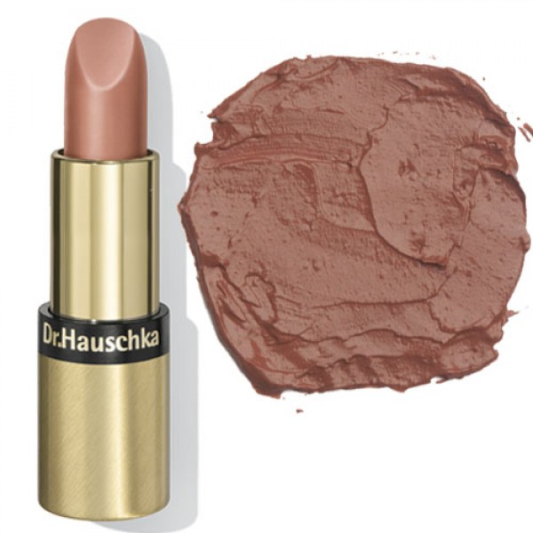 Dr Hauschka Lipstick 03 Soft Sandy Brown