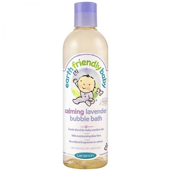 Earth Friendly Baby Calming Lavender Bubble Bath