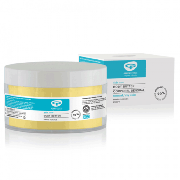 Green People Body Butter