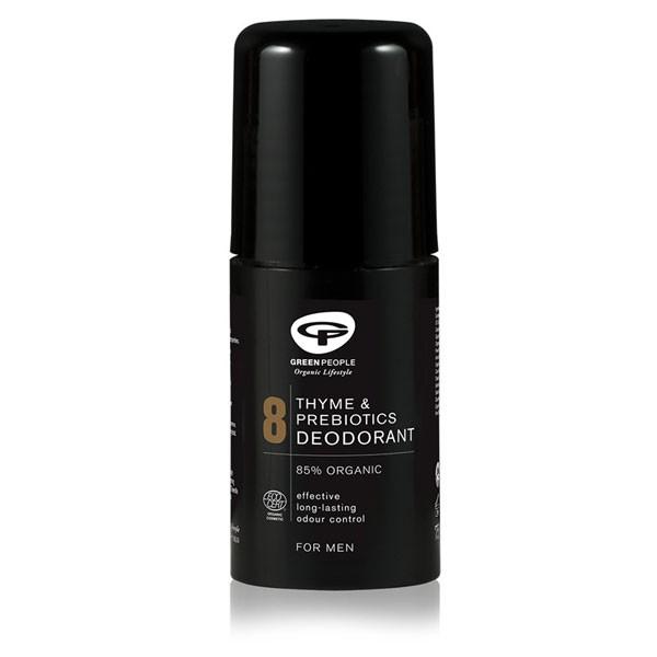 Green People Men No.8 - Thyme & Prebiotics Deodorant