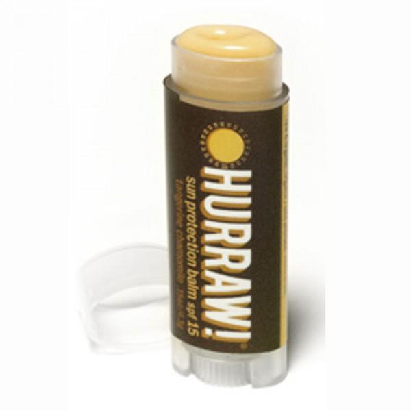 Hurraw spf 15 Sun Protection Lip Balm