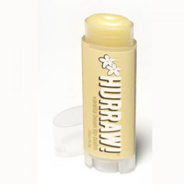 Hurraw Vanilla Bean Lip Balm