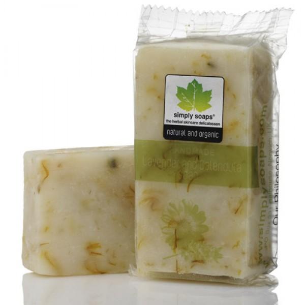 Hand Made Calendula & Lavender Soap