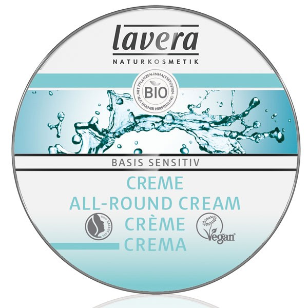 Lavera Basis All Round Cream - Mini
