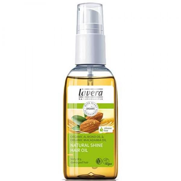 Lavera Natural Shine Hair Oil
