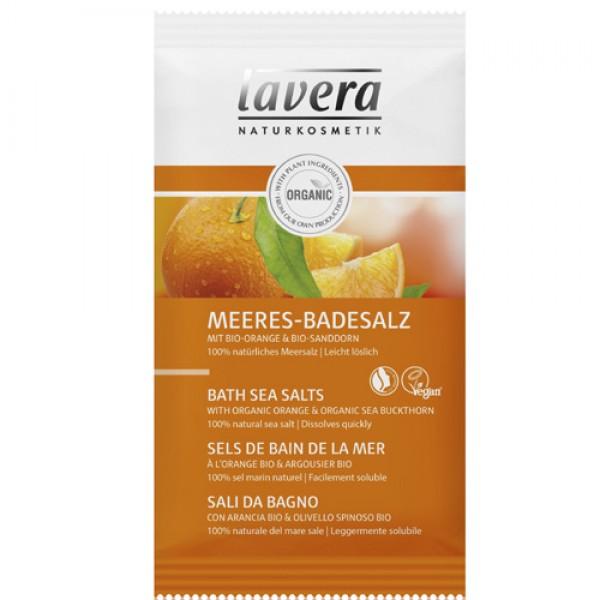 Lavera Revitalising Orange Bath Sea Salts